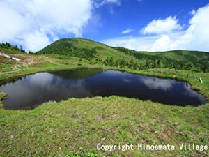 Mt. Aizu-komagatake area
