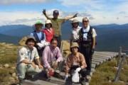 至仏山で「ありがとう尾瀬清掃活動」を行いました