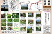 2008年8月3、4日-会津駒ヶ岳のようす