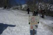 2009年4月29日 - 至仏山のようす