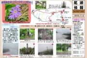 2010年7月4日-会津駒ヶ岳のようす