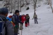 「尾瀬を知る」フィールド講座1 「尾瀬ヶ原ネイチャースキーハイキング1」を開催しました
