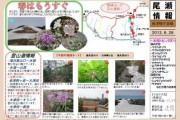 2012年6月28日-会津駒ヶ岳の様子