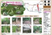 2012年7月24日-会津駒ヶ岳の様子