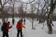 平成26年シーズンの至仏山残雪調査を行いました