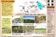 2014年6月23日-白尾・皿伏山の様子