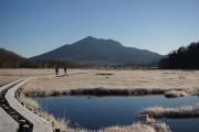 平成26年度山の鼻ビジターセンターの閉所及び橋板取り外し作業(11/9-11)