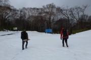 H26年度第一回冬期調査(11/27-28)