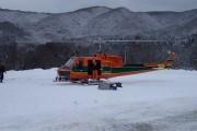 平成26年度第2回冬期調査(除雪作業等)を実施しました。