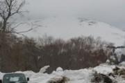 至仏山誘導ポール等の点検を行いました