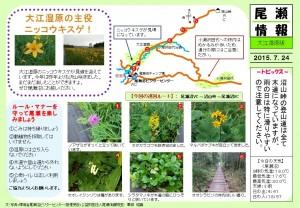 20150724 大江湿原(栗城)