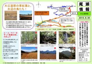 20150930 大江湿原(栗城).ppt