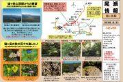 2016年8月31日-燧ケ岳の様子