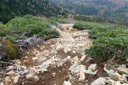 2017年10月11日-尾瀬沼ビジターセンターより(燧ケ岳登山を計画している方へ)
